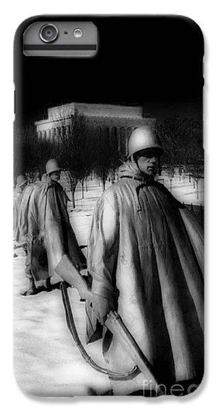 Whitehouse iPhone 6s Plus Case - Korean Memorial by Skip Willits