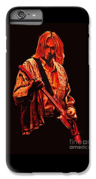 Seattle iPhone 6s Plus Case - Kurt Cobain Painting by Paul Meijering