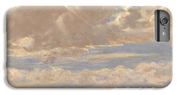 Lady Astor Playing Golf At North Berwick IPhone 6s Plus Case by Sir John Lavery