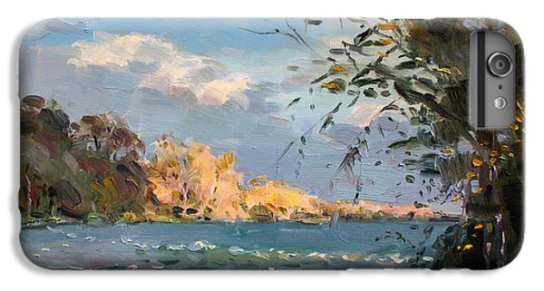 Goat iPhone 6s Plus Case - Late Afternoon On Goat Island by Ylli Haruni