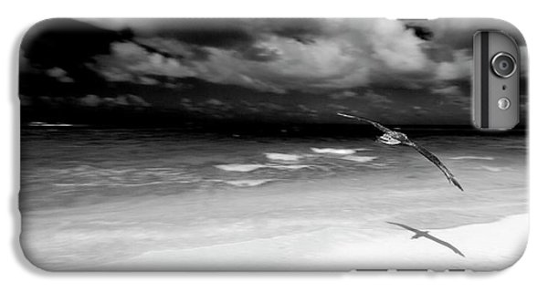 Albatross iPhone 6s Plus Case - Laysan Albatross French Frigate Shoals by Paul D Stewart