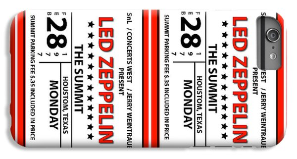 Led Zeppelin IPhone 6s Plus Case
