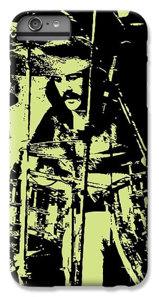Drum iPhone 6s Plus Case - Led Zeppelin No.05 by Geek N Rock