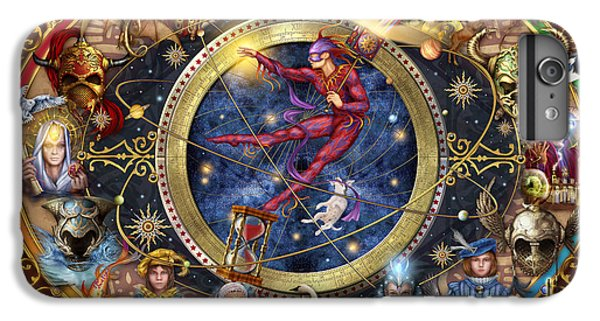 Legacy Of The Divine Tarot IPhone 6s Plus Case by Ciro Marchetti