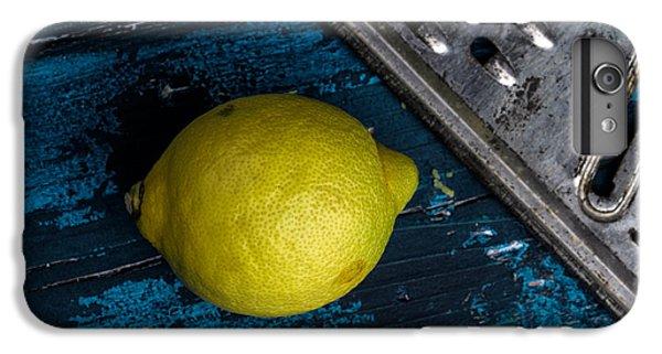 Lime iPhone 6s Plus Case - Lemon by Nailia Schwarz