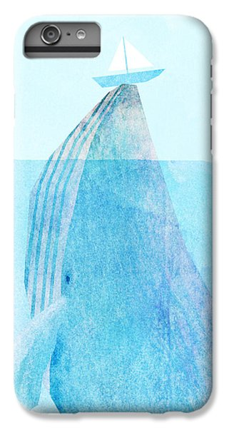 Boat iPhone 6s Plus Case - Lift by Eric Fan