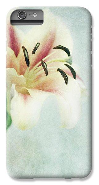 Lily iPhone 6s Plus Case - Lilium by Priska Wettstein