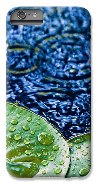 Lily Pads IPhone 6s Plus Case by Debi Bishop