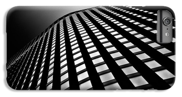 City Scenes iPhone 6s Plus Case - Lines Of Learning by Dave Bowman