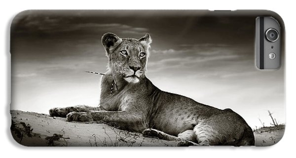 Lioness On Desert Dune IPhone 6s Plus Case
