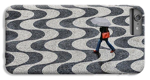 Umbrella iPhone 6s Plus Case - Lisboa by Renate Reichert