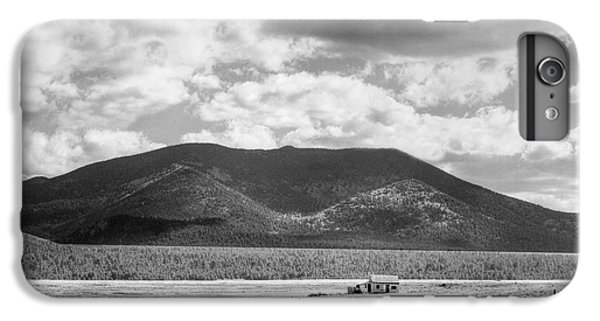 IPhone 6s Plus Case featuring the photograph Little House On The Prairie by Dave Beckerman