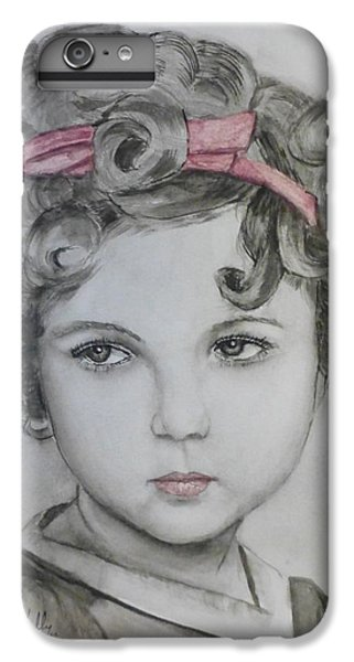 Little Shirley Temple IPhone 6s Plus Case