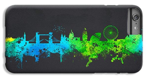 London England IPhone 6s Plus Case