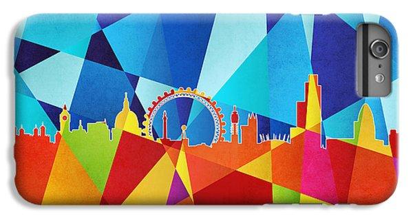 London England Skyline IPhone 6s Plus Case by Michael Tompsett