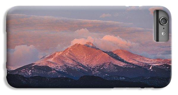 Longs Peak Sunrise IPhone 6s Plus Case