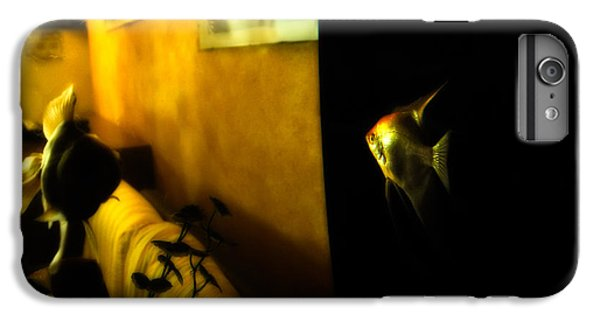 Looking Out IPhone 6s Plus Case by Silvia Ganora
