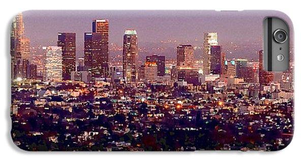 Los Angeles Skyline At Dusk IPhone 6s Plus Case