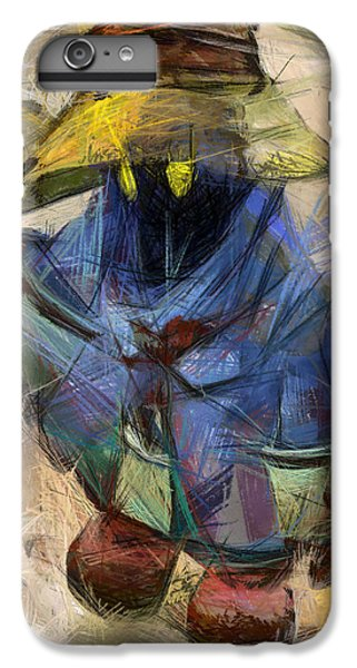 Wizard iPhone 6s Plus Case - Lost Mage by Joe Misrasi