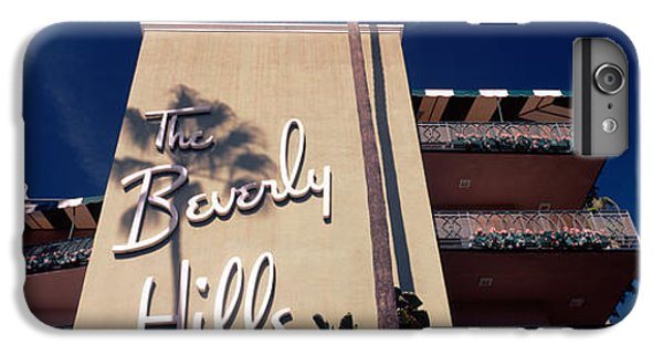 Low Angle View Of A Hotel, Beverly IPhone 6s Plus Case by Panoramic Images