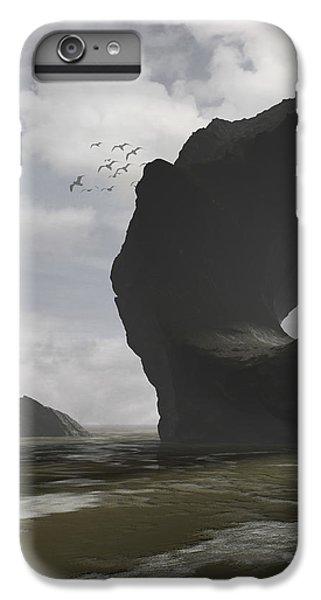 Low Tide IPhone 6s Plus Case by Cynthia Decker