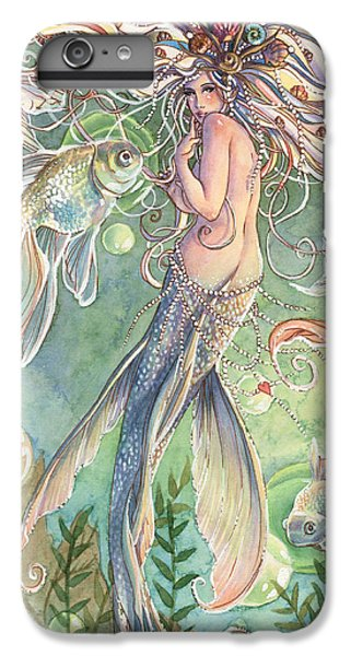 Fantasy iPhone 6s Plus Case - Lusinga by Sara Burrier