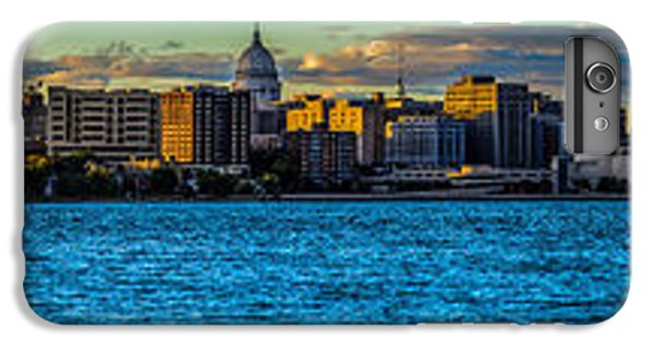Madison Twilight Panorama IPhone 6s Plus Case by Randy Scherkenbach