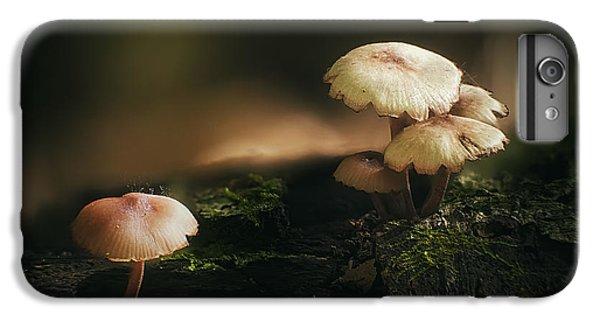 Mushroom iPhone 6s Plus Case - Magic Mushrooms by Scott Norris