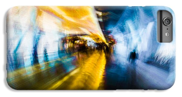 IPhone 6s Plus Case featuring the photograph Main Access Tunnel Nyryx Station by Alex Lapidus