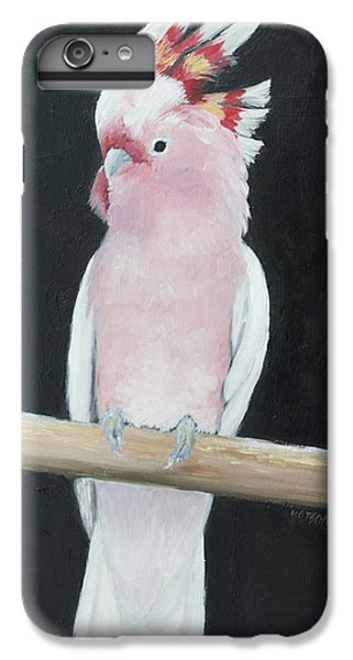 Major Mitchell Cockatoo IPhone 6s Plus Case by Jan Matson