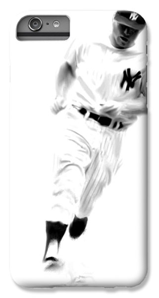 Mantles Gate  Mickey Mantle IPhone 6s Plus Case