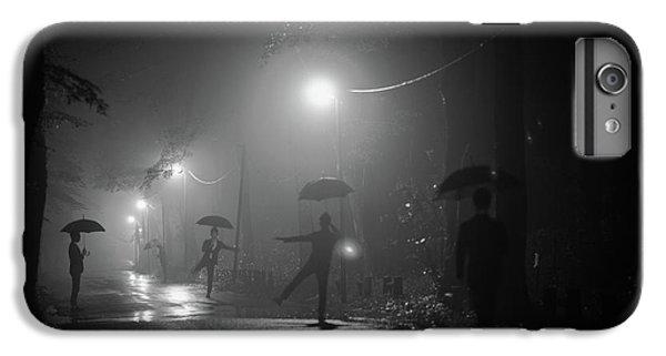 Umbrella iPhone 6s Plus Case - Many Myself by Takashi Suzuki
