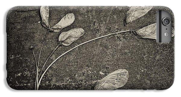 Maple Tree Whirlybirds IPhone 6s Plus Case by Tom Mc Nemar
