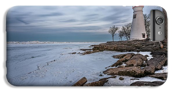 Marblehead Lighthouse  IPhone 6s Plus Case by James Dean
