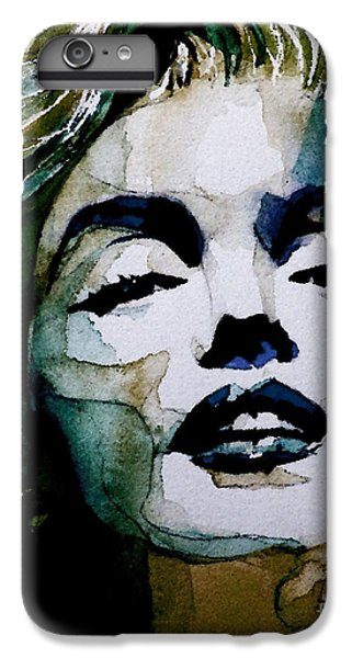 Marilyn No10 IPhone 6s Plus Case by Paul Lovering
