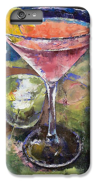 Martini IPhone 6s Plus Case by Michael Creese