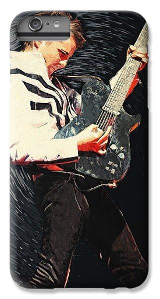 Coldplay iPhone 6s Plus Case - Matthew Bellamy by Zapista Zapista