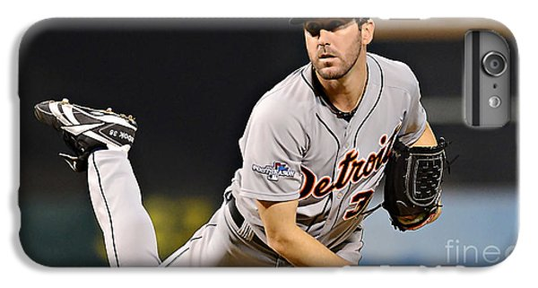 Max Scherzer IPhone 6s Plus Case