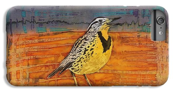 Meadows Song IPhone 6s Plus Case by Carolyn Doe