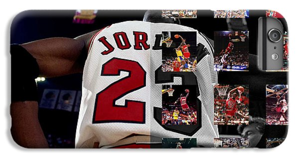 Michael Jordan IPhone 6s Plus Case