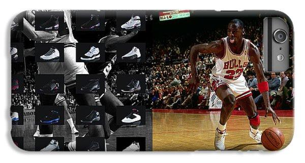 Michael Jordan Shoes IPhone 6s Plus Case