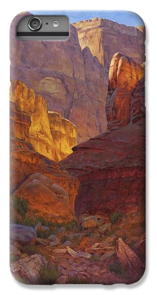 Grand Canyon iPhone 6s Plus Case - Mile 202 Canyon by Cody DeLong