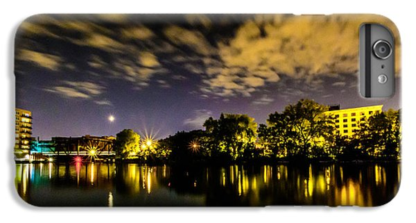 Milwaukee Riverwalk IPhone 6s Plus Case by Randy Scherkenbach