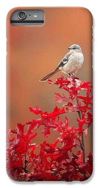 Mockingbird Autumn IPhone 6s Plus Case by Bill Wakeley