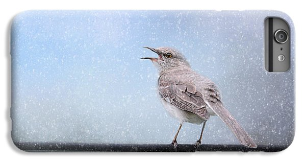 Mockingbird In The Snow IPhone 6s Plus Case