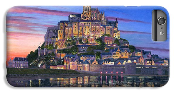 Mont Saint-michel Soir IPhone 6s Plus Case