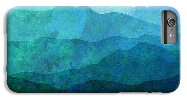 Mountain iPhone 6s Plus Case - Moonlight Hills by Gary Grayson
