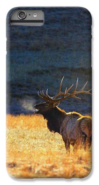 Animals iPhone 6s Plus Case - Morning Breath by Kadek Susanto