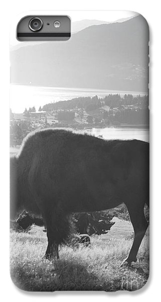 Mountain Wildlife IPhone 6s Plus Case