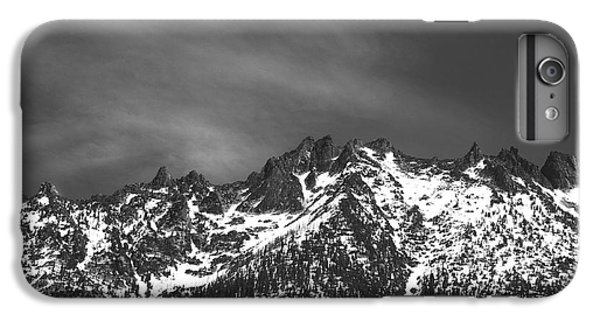 North Cascade Mountain Range IPhone 6s Plus Case by Yulia Kazansky